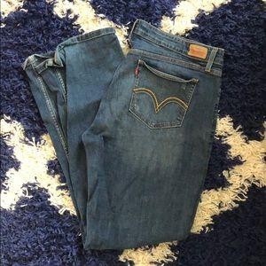 Levi's Superlow 518 Bootcut Jeans 17M